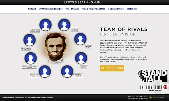 Lincoln Learning Hub