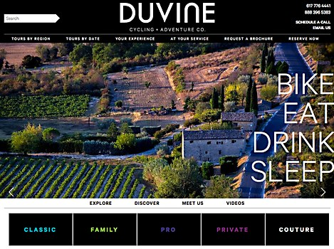 DuVine Cycling