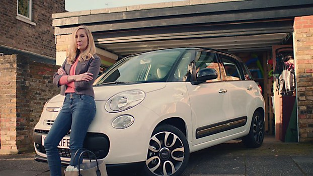 Fiat 500L - The Motherhood Rap
