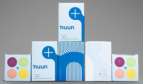 Nuun brand redesign