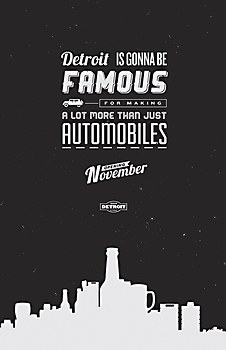 Brew Detroit posters