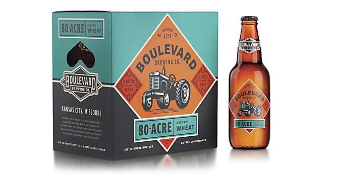 Boulevard Brewing Company identity