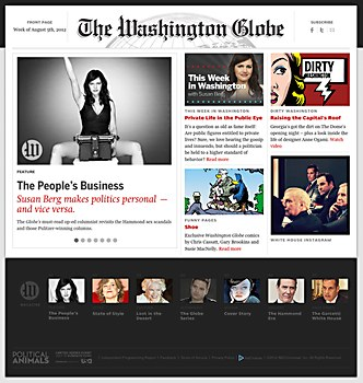 The Washington Globe
