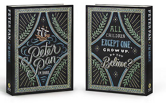 Puffin Chalk book covers