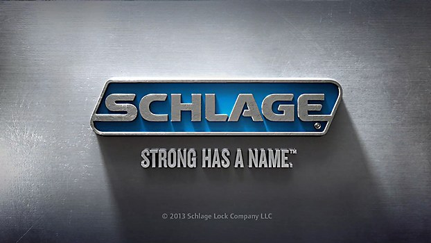 Schlage Locks campaign