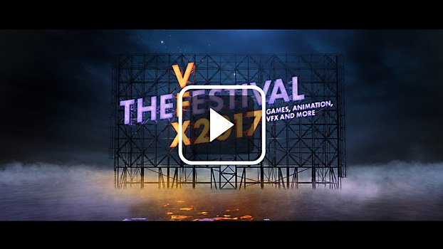 The VFX Festival 2017 opening titles