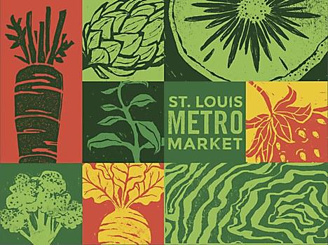 St. Louis MetroMarket design