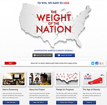 HBO: The Weight of the Nation