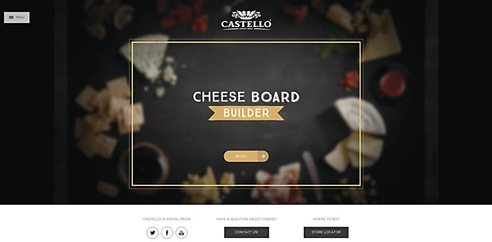 Castello Cheese Board Builder