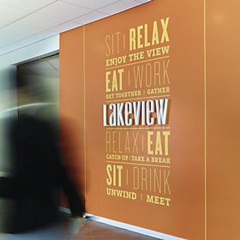 Novo Nordisk dining facility identities