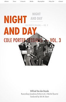 Cole Porter Sessions