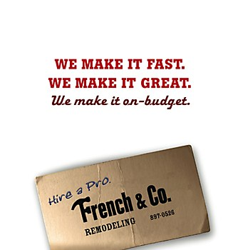 French & Company postcards