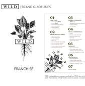 WILD RESTAURANT GROUP BRAND GUIDELINES 1