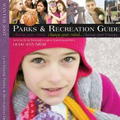 Parks & Recreation Guide Covers