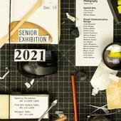 BFA Senior Exhibition Poster