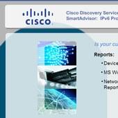 Cisco Discovery Service SmartAdvisor: IPv6 Profile Report