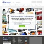 Home and Garden Newsletter