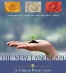 Brochure Cover Design for Philanthropic Organization