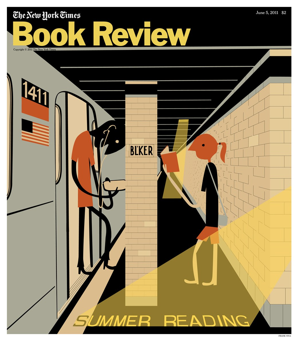 New York Times Book Review Summer Reading Communication Arts