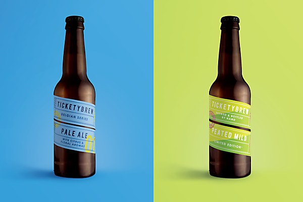 Ticketybrew Packaging Communication Arts