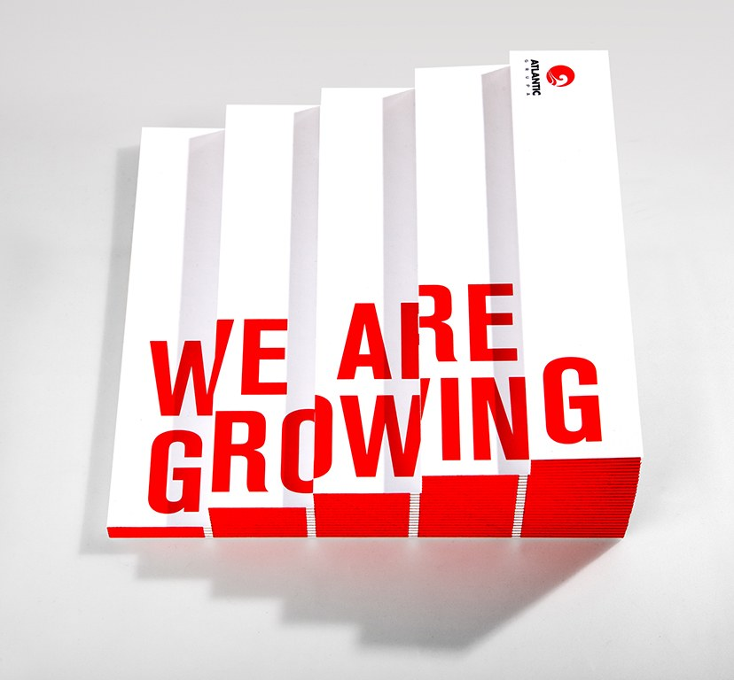 Atlantic Grupa Corporate Booklet Communication Arts