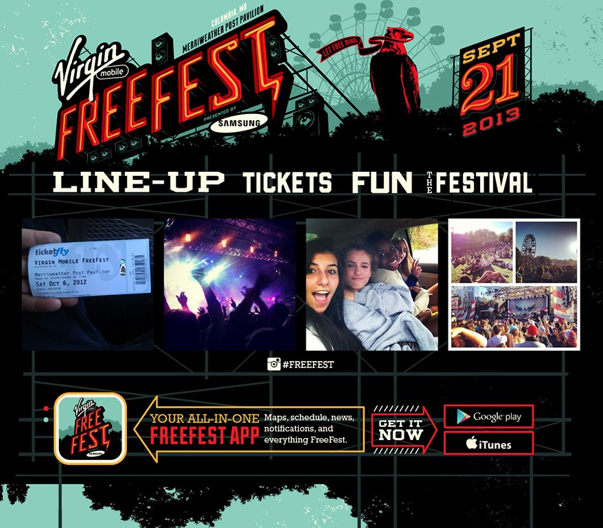 Virgin Mobile FreeFest